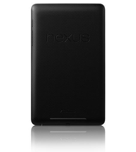 Nexus 7 Parte Trasera