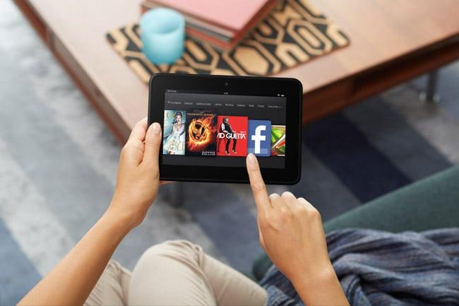 Análisis Kindle Fire HD