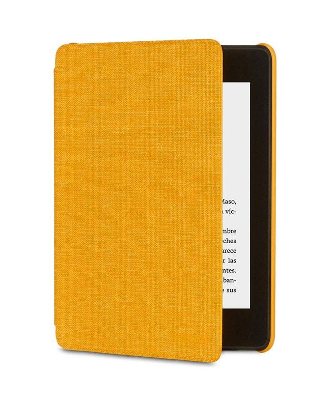 Funda Amarilla Kindle Paperwhite resistente al agua