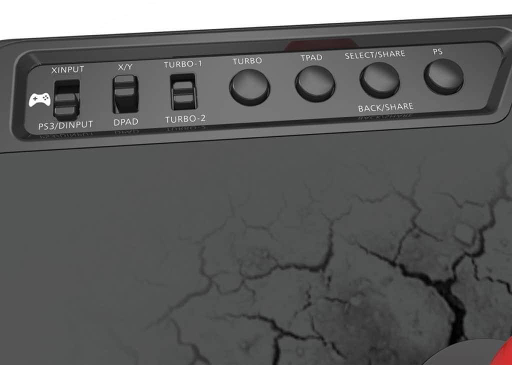 F500 Inputs