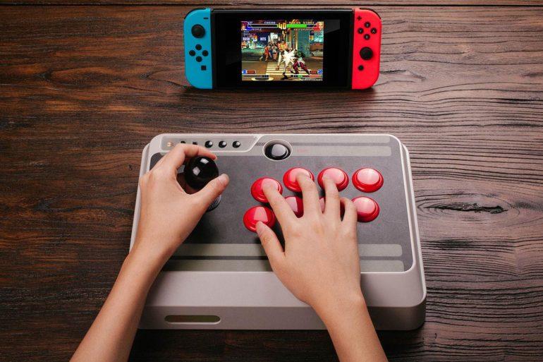 N30 Arcade Stick De 8BitDo
