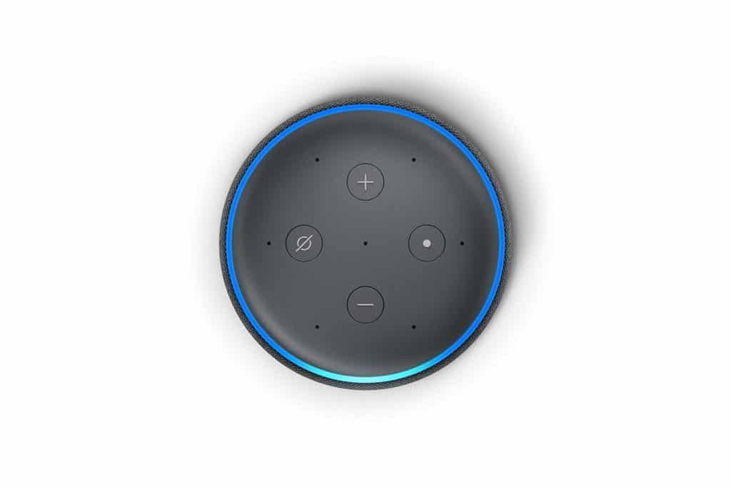 Amazon Echo Plus Botones