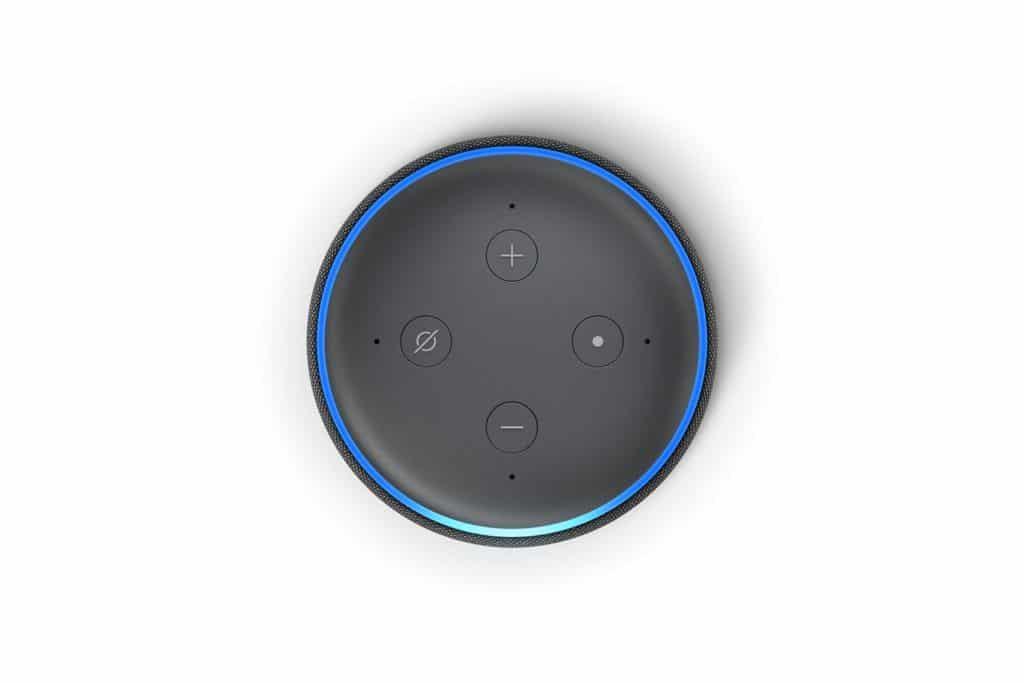 Echo Dot - Botones