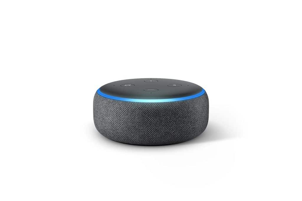 Echo Dot - Parte Frontal