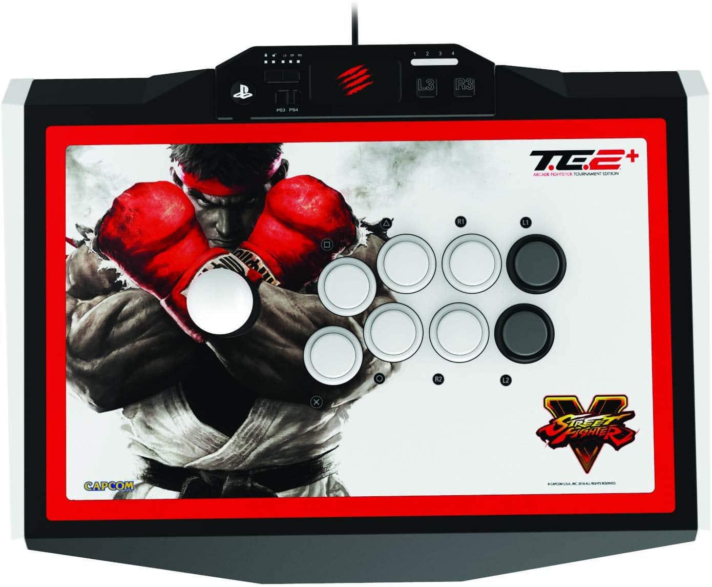Madcatz Street Fighter V Arcade Stick