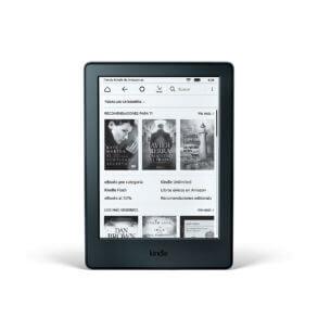 Nuevo Kindle 2019 en negro